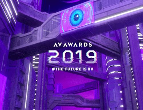 Holotronica at the AV Awards