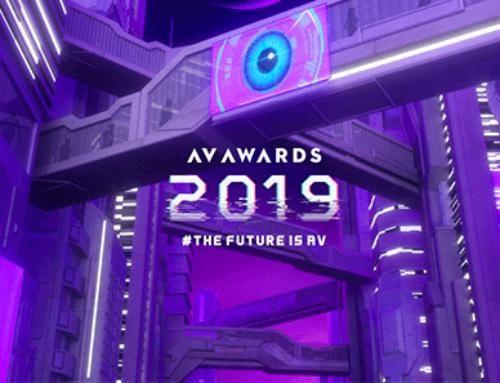 Holotronica at the AV Awards