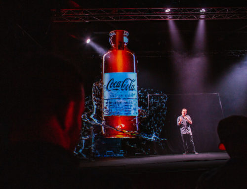 Coca-Cola and Catapult Enter the Dark with Hologauze®.
