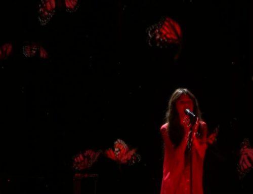 Olivia Rodrigo & HologauzeⓇ – Live From The BRITS 2021