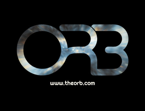 The Orb Livestream at Holotronica
